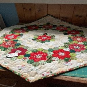 Quilted Table Centre