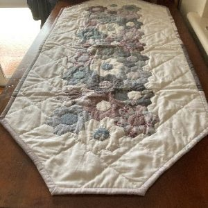Hand Worked Table Runner