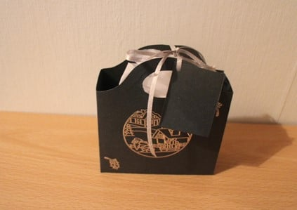 Small Carrier Gift Box