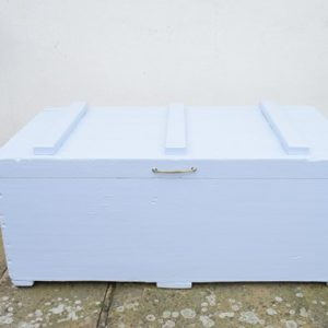 Upcycled Wooden Trunk